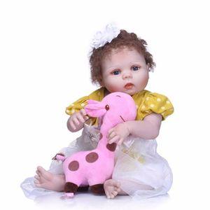 POUPÉE Bebes Reborn Fille Poupées 22