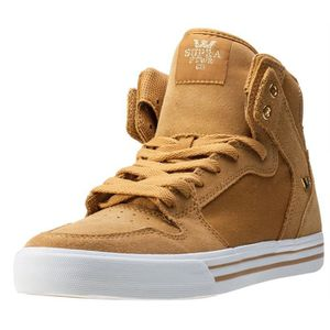 BASKET Supra Vaider Hommes Baskets Amber - 9 UK