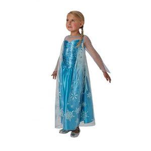 Taille XL Katara 1768 D/éguisement dElsa Reine des Neiges Robe de Princesse pour Adultes Costume de Cosplay Bleu