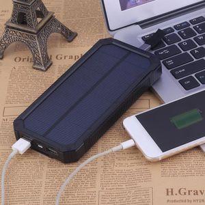 BATTERIE EXTERNE 50000mAh power bank portable double usb ports sola