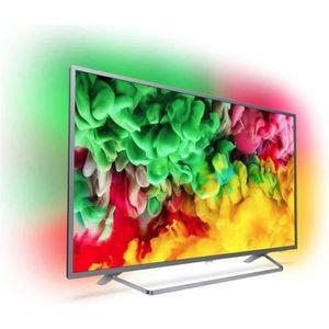 Téléviseur LED Philips 55PUS6753 Téléviseur 55'' Smart TV ultra-p