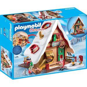 UNIVERS MINIATURE PLAYMOBIL 9493 - Christmas - Atelier de biscuit du