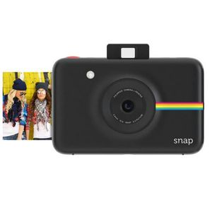 APP. PHOTO INSTANTANE Polaroid Snap Instant Camera noir appareil photo n
