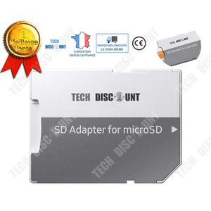 CARTE MÉMOIRE TD® Carte Micro SD 32 GB Go mémoire appareil photo