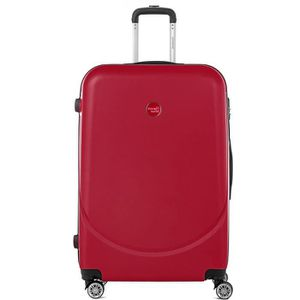 VALISE - BAGAGE TRAVEL WORLD Trolley Case XXL 80cm avec 4 roues Ro