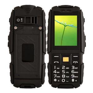 SMARTPHONE Téléphone Antichoc 2,4 Pouces Dual SIM Batterie 48