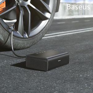 COMPRESSEUR AUTO Baseus Mini compresseur d'air gonfleur de pneu de