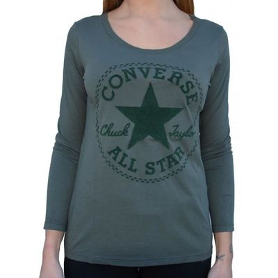 t-shirt manches longues converse