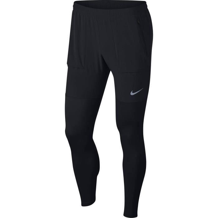 NIKE Pantalon de Course Essential Hybrid Homme Noir