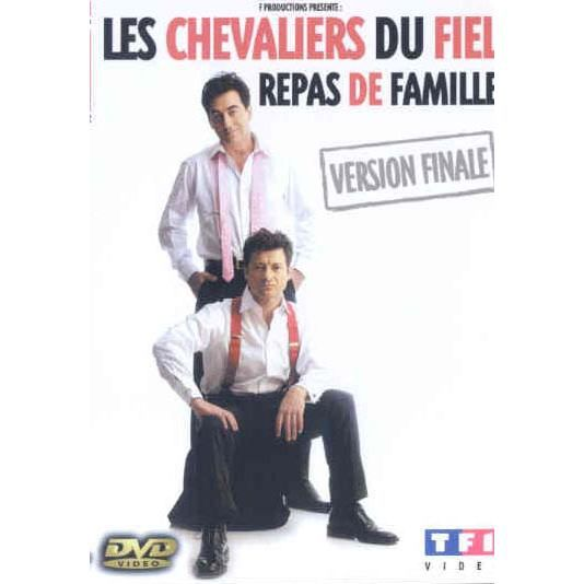 dvd les chevaliers du fiel repas de famille v en dvd. Black Bedroom Furniture Sets. Home Design Ideas