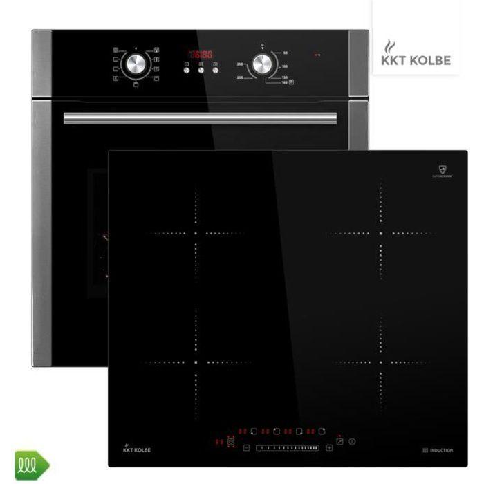 Plaque à induction Cuisinière Kit autonome Table de cuisson induction Air chaud