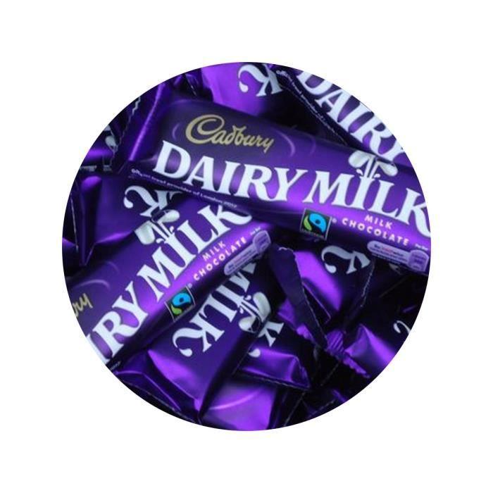Chocolat au lait en vrac Cadbury 10kg
