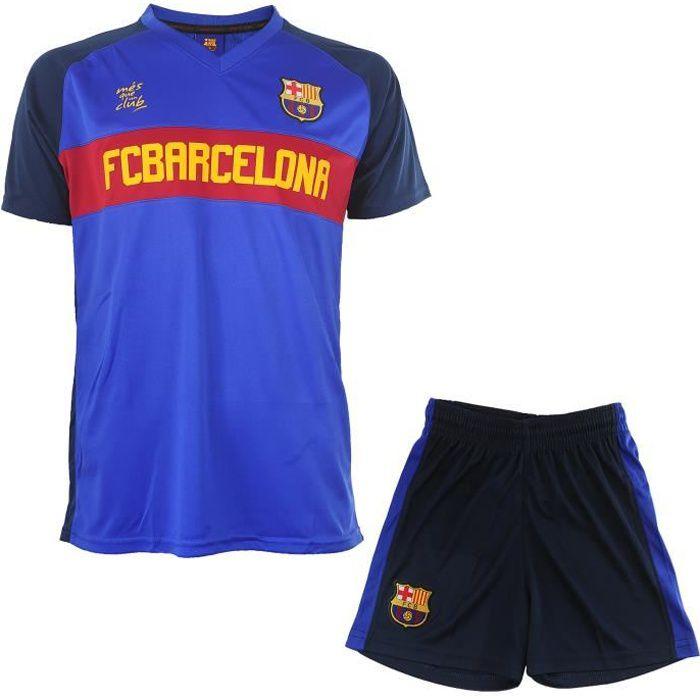 Ensemble Maillot + short Barça - Collection officielle FC BARCELONE