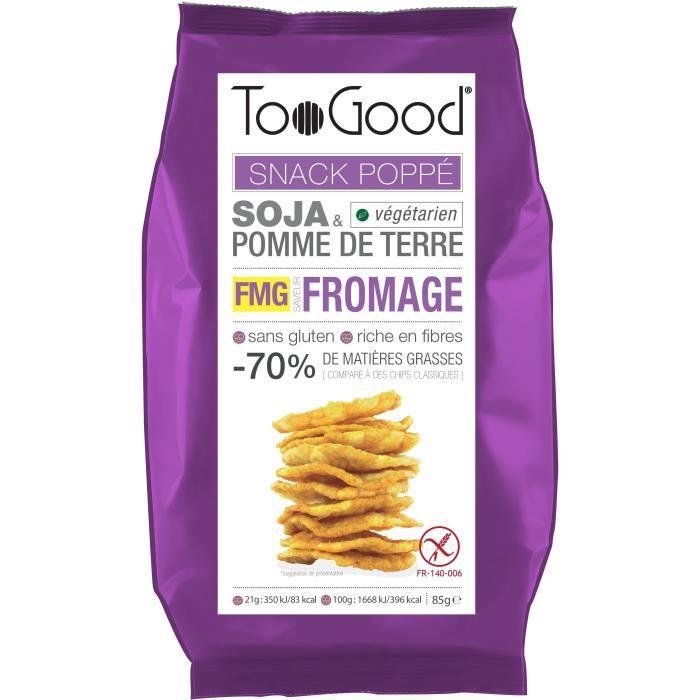Toogood biscuits apéritifs saveur Fromage 85g