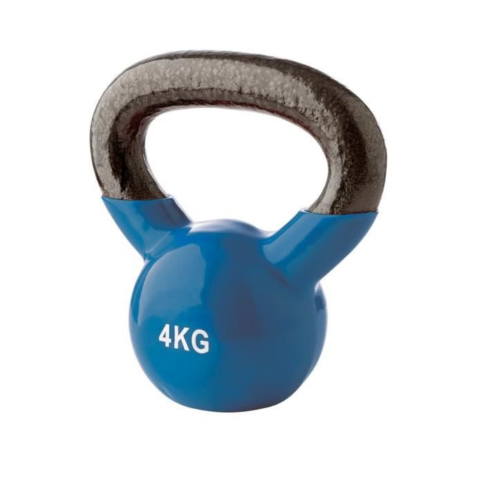 Kettlebell 12 Kg Bleu