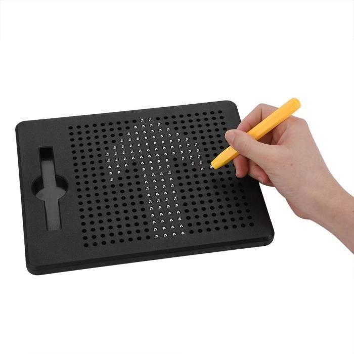Ardoise Magique Tableau Dessin Magnetique, Planche à Dessin Magnétique pour Enfants HB022