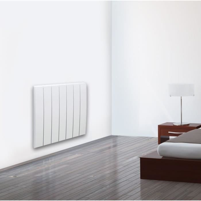radiateur inertie fonte fever 1000w achat vente. Black Bedroom Furniture Sets. Home Design Ideas