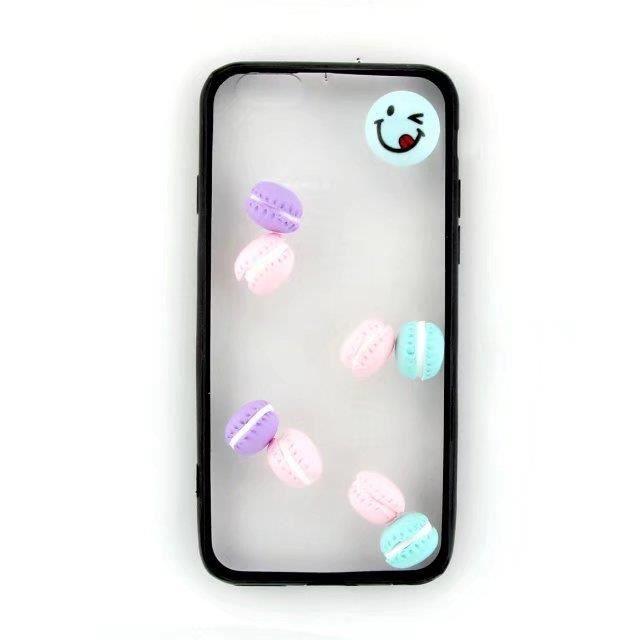 Coque Huawei P8 Lite (2017 Version).Macaron emoji délicieux ...