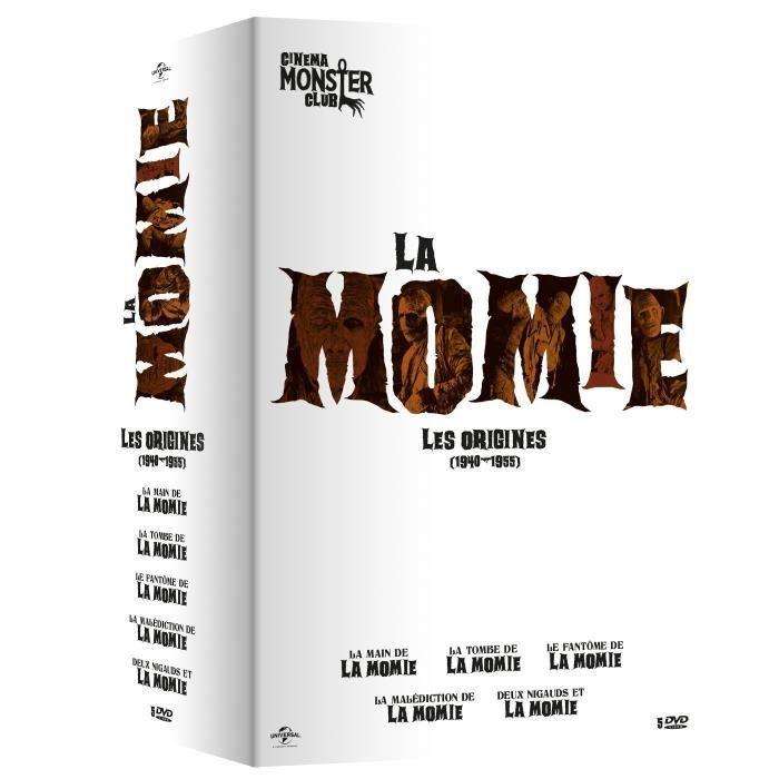 DVD FILM La Momie - Les Origines [Édition Limitée]