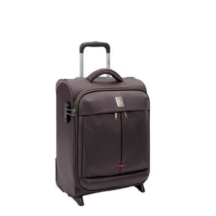 valise delsey flight 55 cm marron achat vente valise bagage valise delsey flight 55 cm. Black Bedroom Furniture Sets. Home Design Ideas