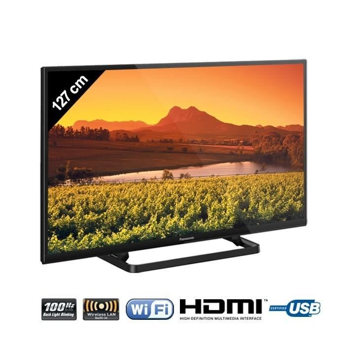 panasonic tx 50as500e tv led connect hd 127 cm t l viseur led avis et prix pas cher cdiscount. Black Bedroom Furniture Sets. Home Design Ideas