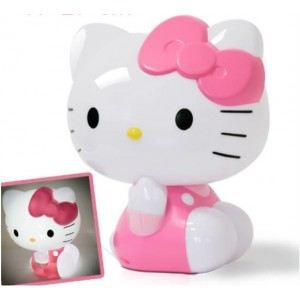 lampe hello kitty 29 achat vente lampe hello kitty 29. Black Bedroom Furniture Sets. Home Design Ideas