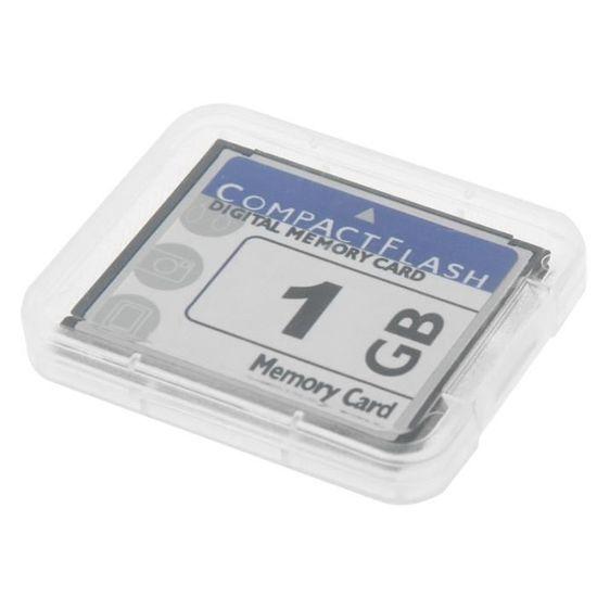 Lexar Carte m/émoire Compact Flash 1GB 133X USB PRO CF1GB-133-386