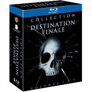 BLU-RAY FILM Blu-Ray Coffret destination finale