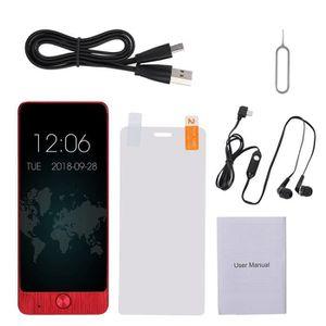 Téléphone portable Xuyan S5 Téléphone à double carte Mobile Phone à é