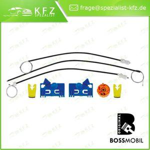VEL SATIS kit de r/éparation pour l/ève vitre manuelle ou /électrique ESPACE IV devant droite ou gauche 2//3 ou 4//5 portes Original Bossmobil LAGUNA