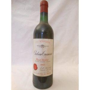 VIN ROUGE haut-médoc château tramont cru bourgeois rouge 198