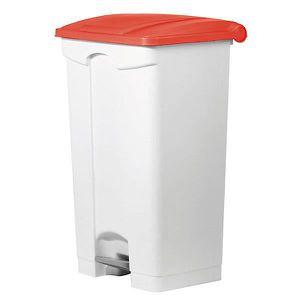 POUBELLE - CORBEILLE Collecteur de déchets CHANGE, capacité 90 l, l x h