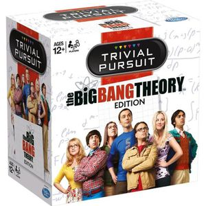 JEU SOCIÉTÉ - PLATEAU Trivial Pursuit The Big Bang Theory Edition