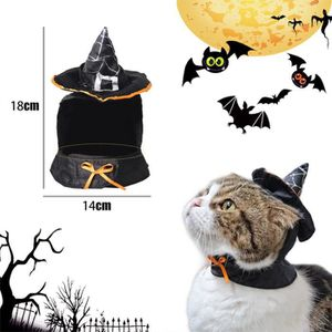 COSTUME - ENSEMBLE 1pcs Costume pour chat, Halloween costume, Decorat