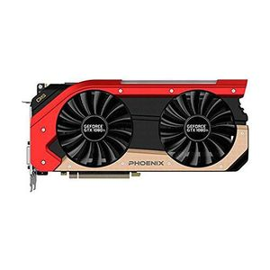 CARTE GRAPHIQUE INTERNE Gainward GeForce GTX 1080 Ti Phoenix GS