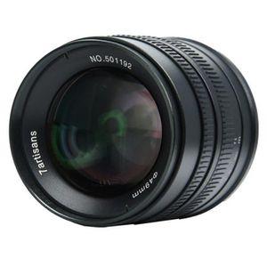 OBJECTIF Objectif 7 artisans 55mm F1.4 Prime pour SONY pour
