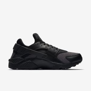 quality design e6856 5c824 BASKET Baskets Nike Air Huarache Noir 318429-041.