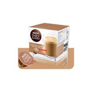 CAFÉ Capsules de café avec étui Nescafé Dolce Gusto 979