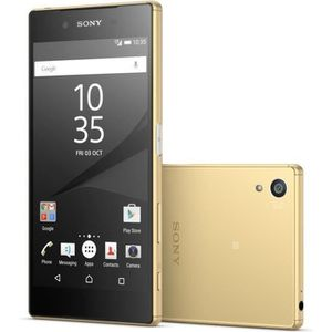 SMARTPHONE SONY Xperia Z5 Or 32Go