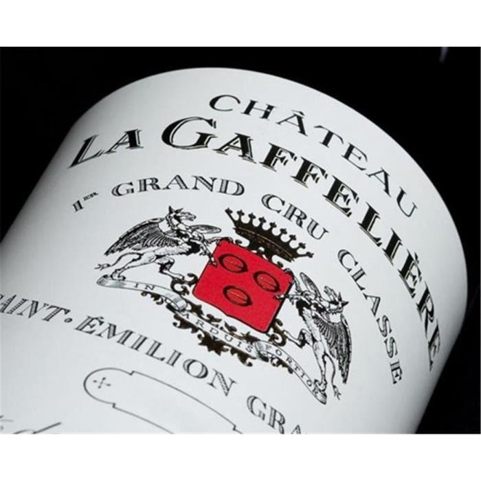 Château La Gaffelière - Saint-Emilion Grand Cru 1998 1er Grand Cru Classé B 12 x Bouteille (75 cl)