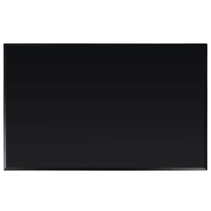 CHEZZOE Dessus de table convenable Design - Plateau De Table - rectangulaire Verre trempé 1200 x 650 mm ☺73062
