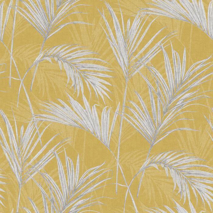 MY2001 Liasse Best VI Palmspring Moutarde - Collection Décor Design Best Sélection 2