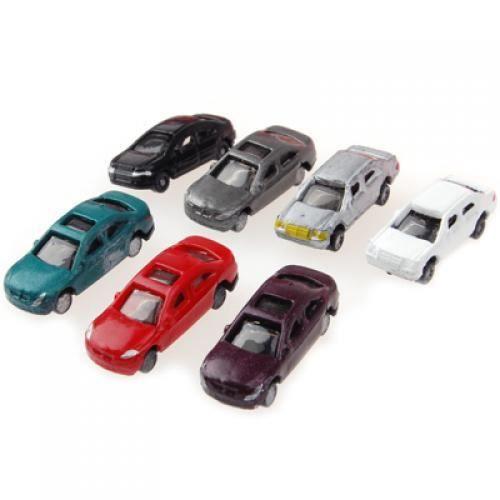 VEHICULE A CONSTRUIRE - ENGIN TERRESTRE A CONSTRUIRE 100 pièces de voitures miniatures