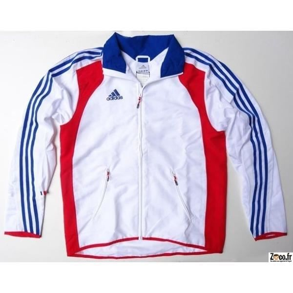 VESTE SURVETEMENT ADIDAS FRANCE 174cm (\u0