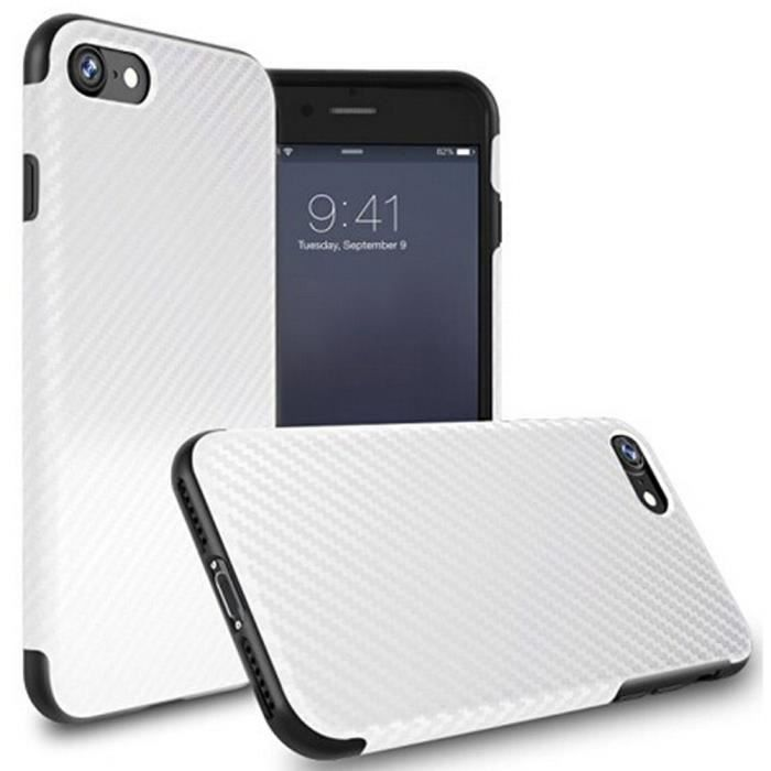 coque iphone 6 blanche mat