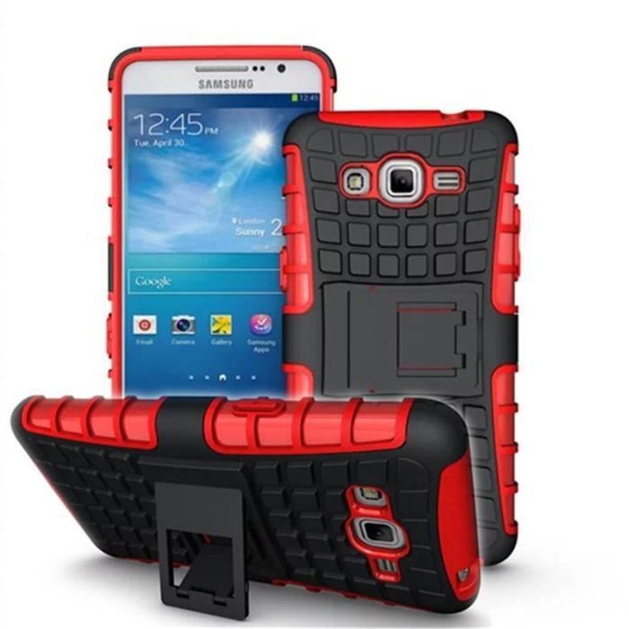 COQUE - BUMPER Premium Antichoc Coque Samsung Galaxy Grand Prime