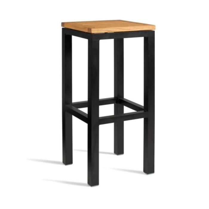 antarctique cuisine tabouret de bar hauteur fixe enti rement assembl achat vente tabouret. Black Bedroom Furniture Sets. Home Design Ideas