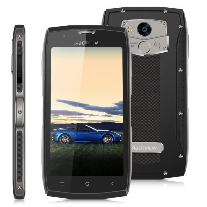 """SMARTPHONE Blackview BV7000 4G Smartphone 5.0"""" IPS Débloqué A"""