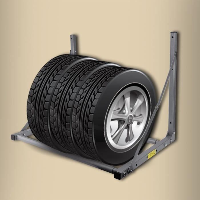 Autres Support Mural Pour Pneus Pliable Pneus Armoire De Rangement Pneu Garage Auto Moto Pieces Accessoires Facedrawer Com