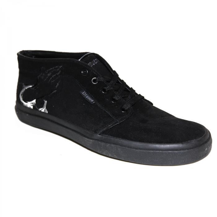 samples shoes MID TOP DRAVEN CONFESSIONS BLACK MEN